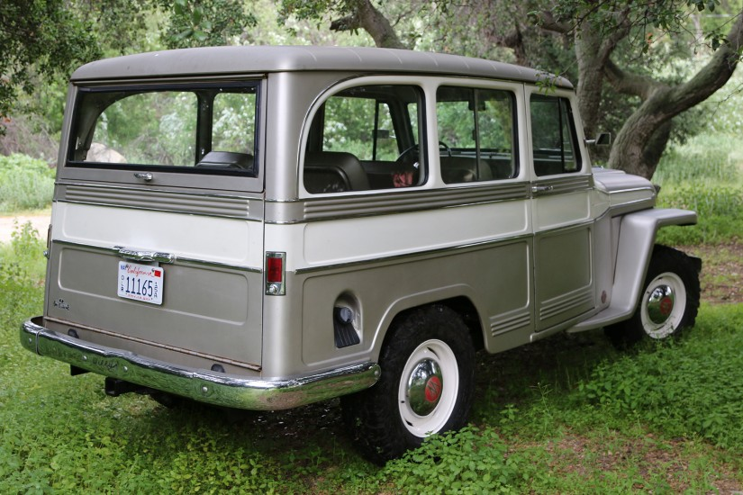 1960 ICON Derelict Willys Overland Wagon 3