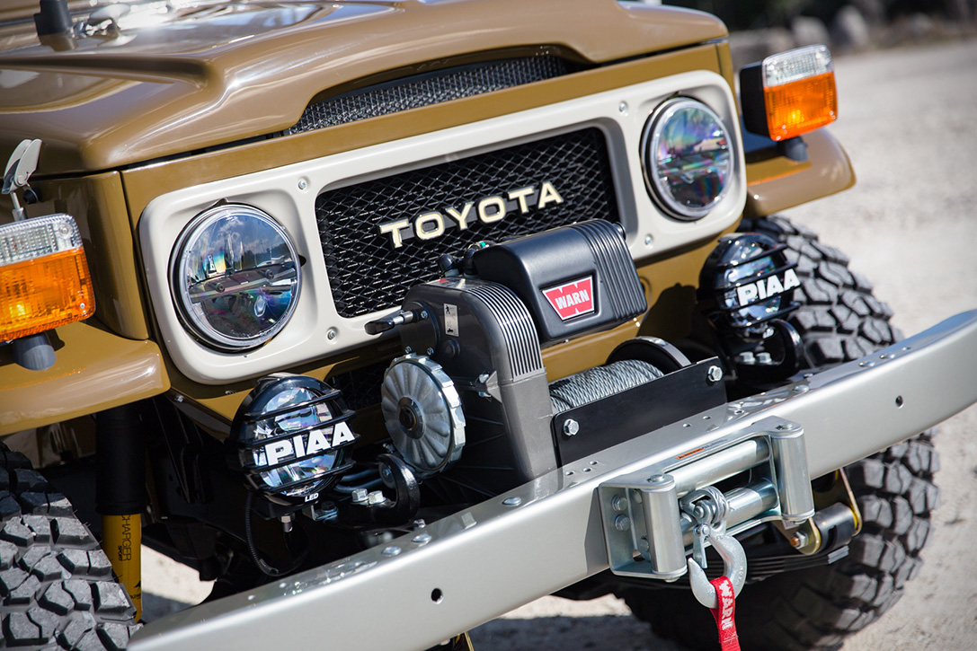 1981 Toyota Land Cruiser FJ43 Copperstate Overland Edition 2