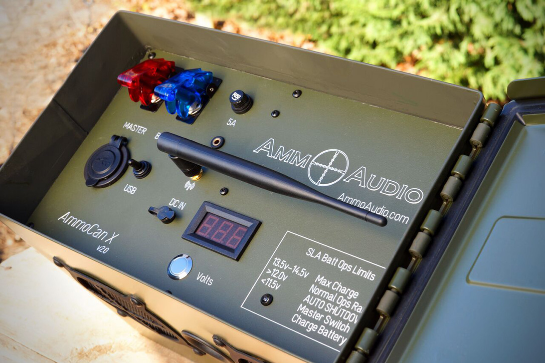 Ammo Can X by Ammo Audio 1
