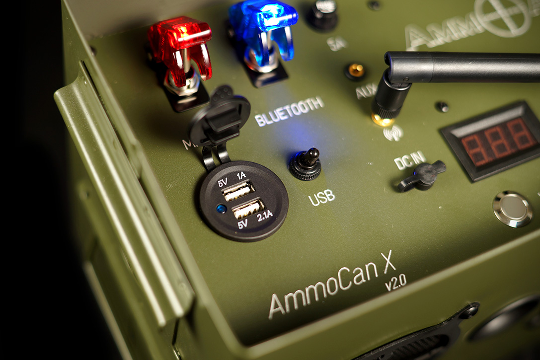 Ammo Can X by Ammo Audio 3
