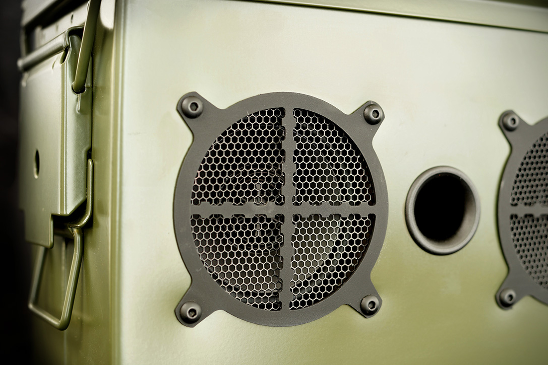 Ammo Can X by Ammo Audio 4