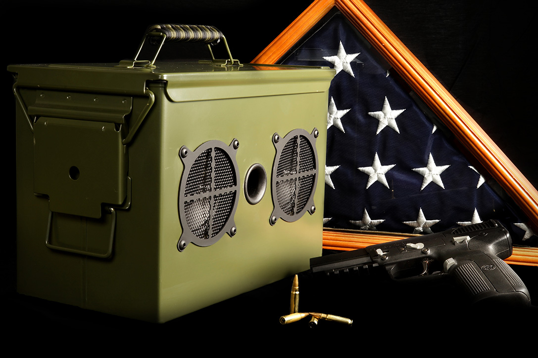 Ammo Can X by Ammo Audio 5