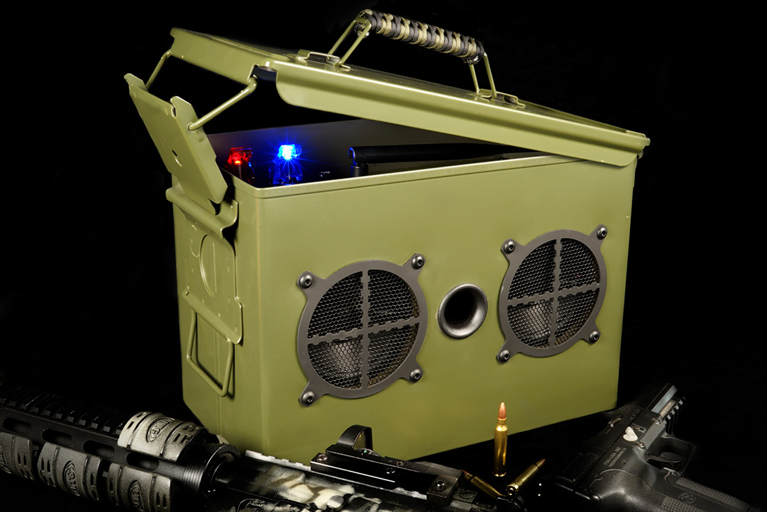 Ammo Can X by Ammo Audio 6