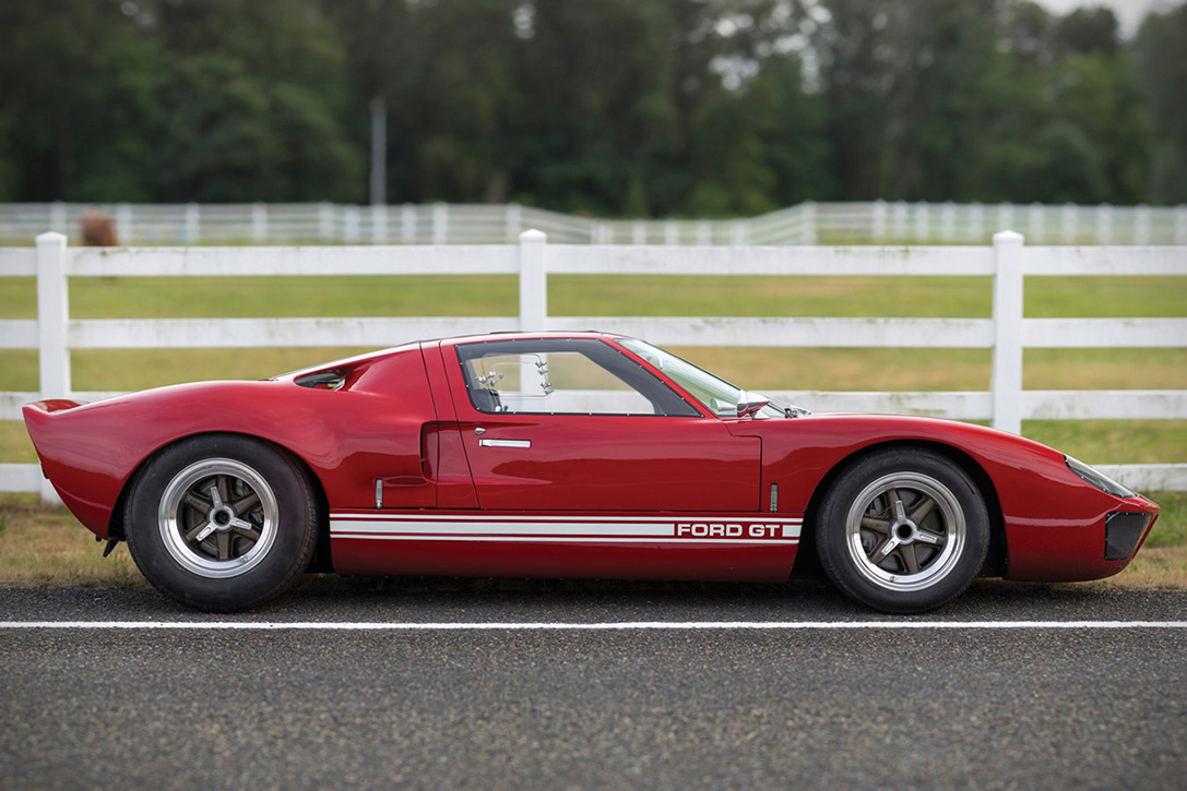 Auction Block- 1966 Ford GT40 MK 1 1