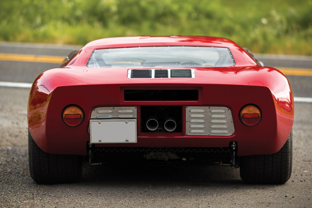 Auction Block- 1966 Ford GT40 MK 1 3