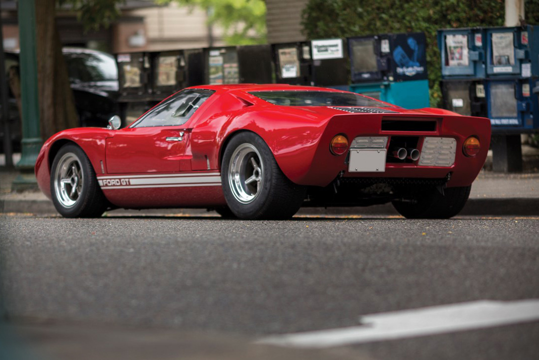 Auction Block- 1966 Ford GT40 MK 1 6
