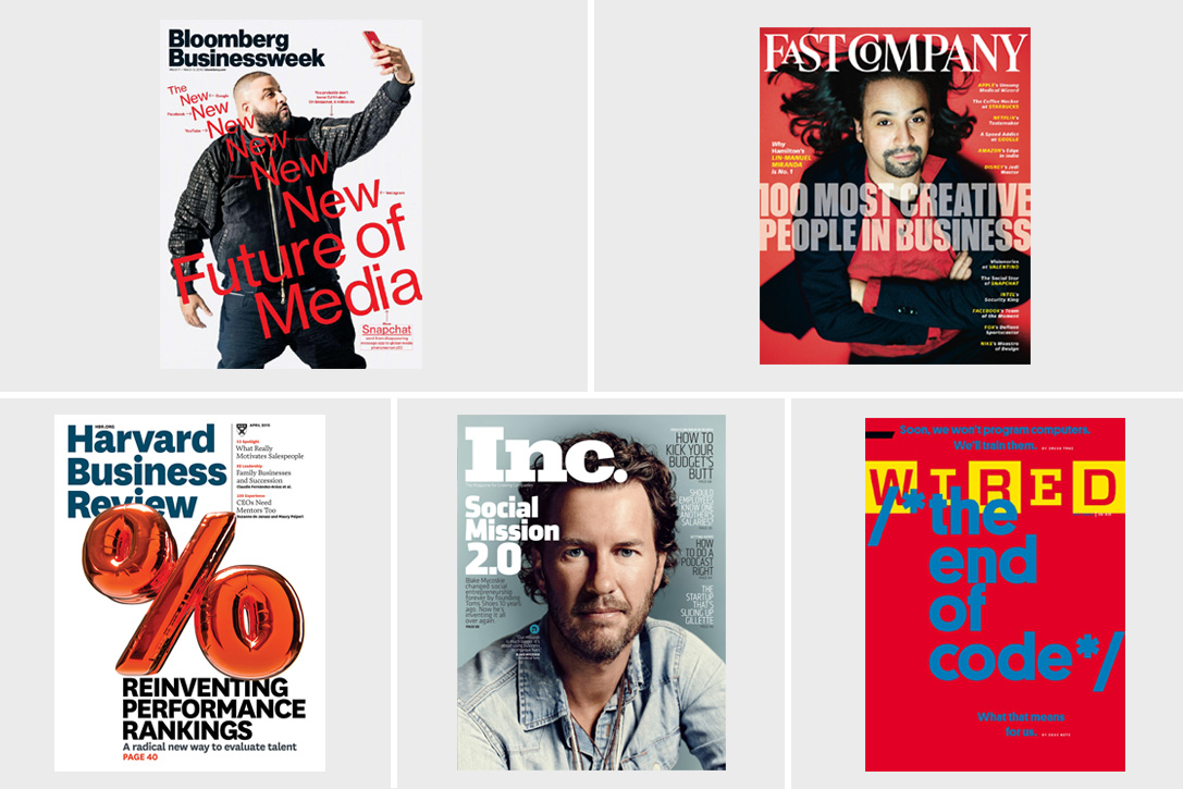 Best Business Magazines
