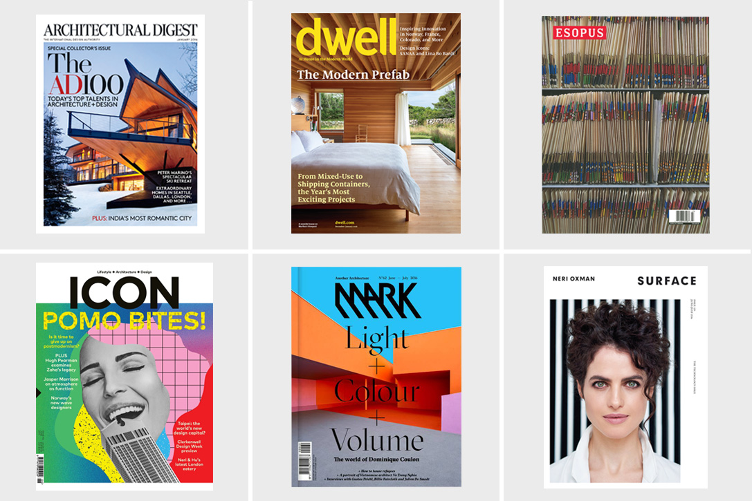 Best Design and Architecture Magazines