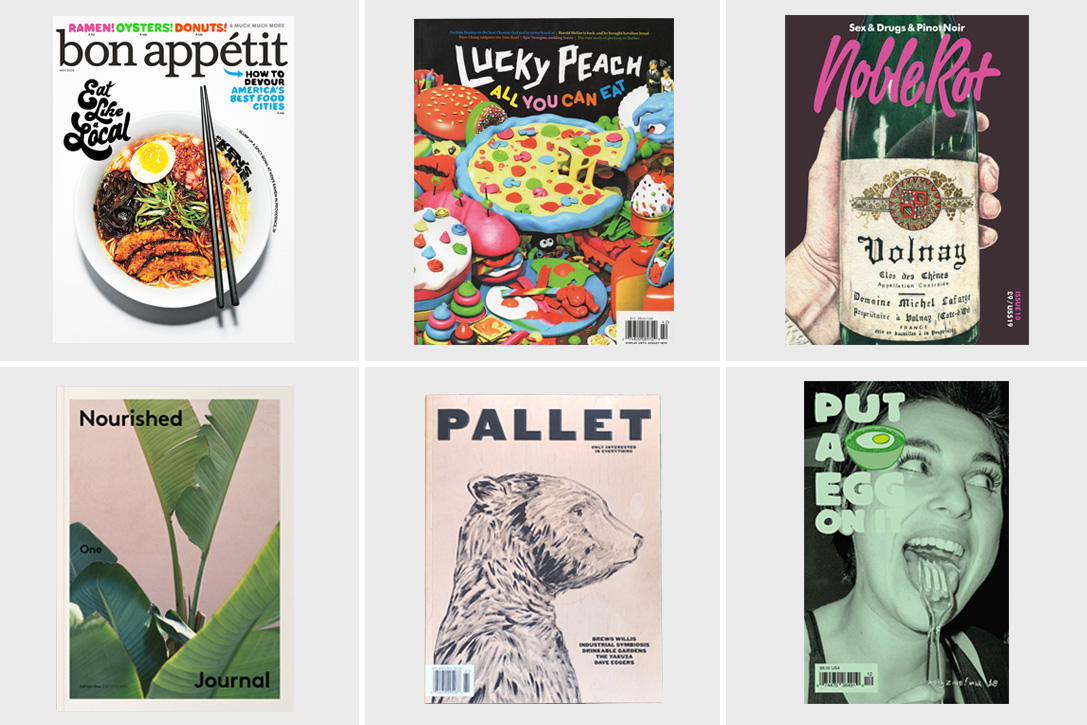 Best Food Magazines