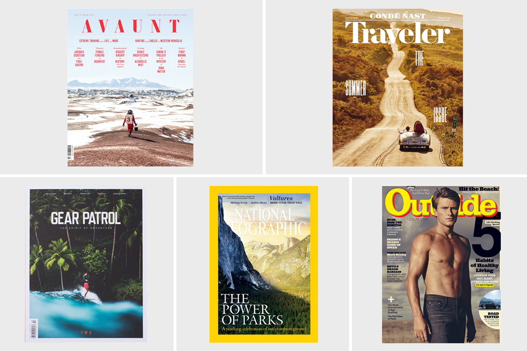 Best Travel and adventure Magazines