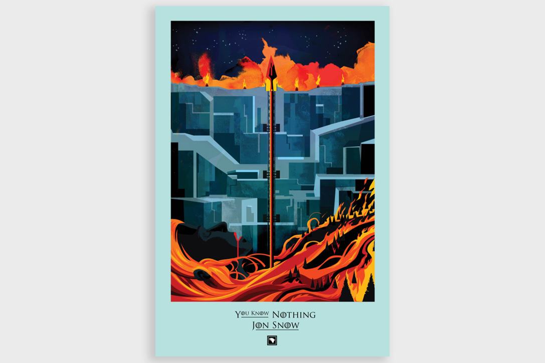 Game Of Thrones Posters 1