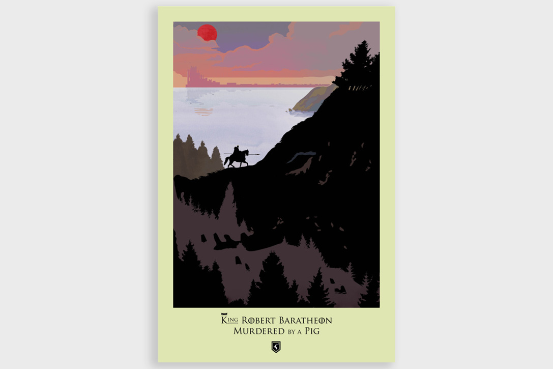 Game Of Thrones Posters 3