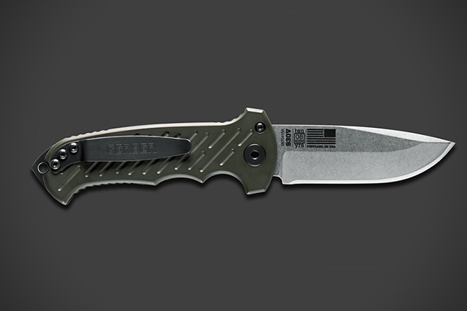 Gerber 06 Automatic 10th Anniversary Knife 2
