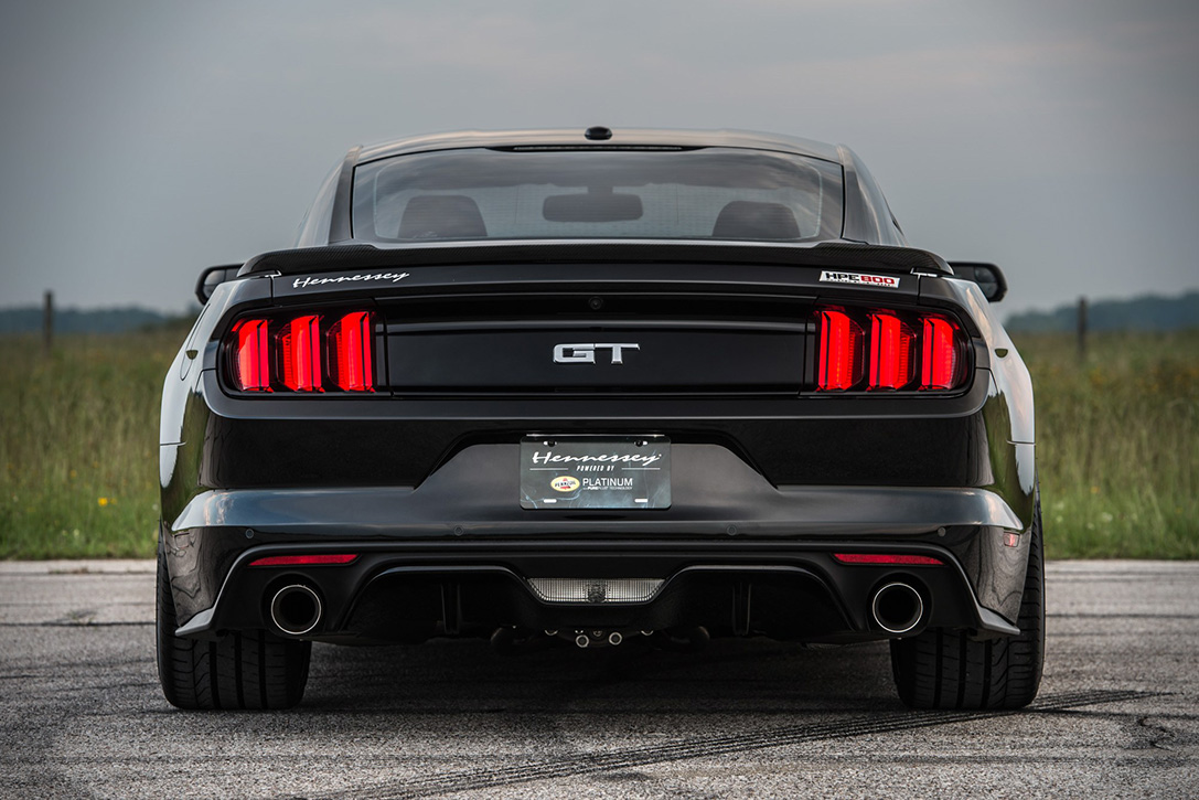 Hennessey 25th Anniversary Edition HPE800 Ford Mustang 4