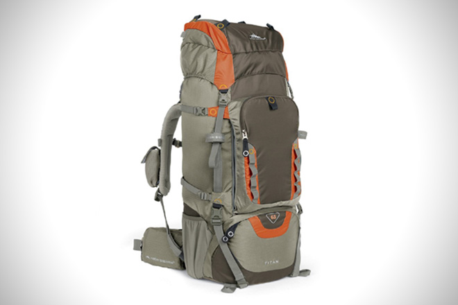 High Sierra Tech Titan Pack