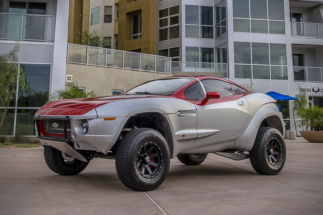 Local Motors Rally Fighter 5