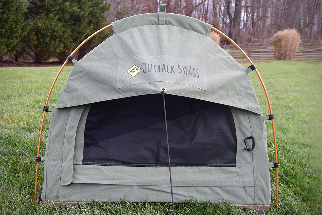 Outback Swag Tent 2