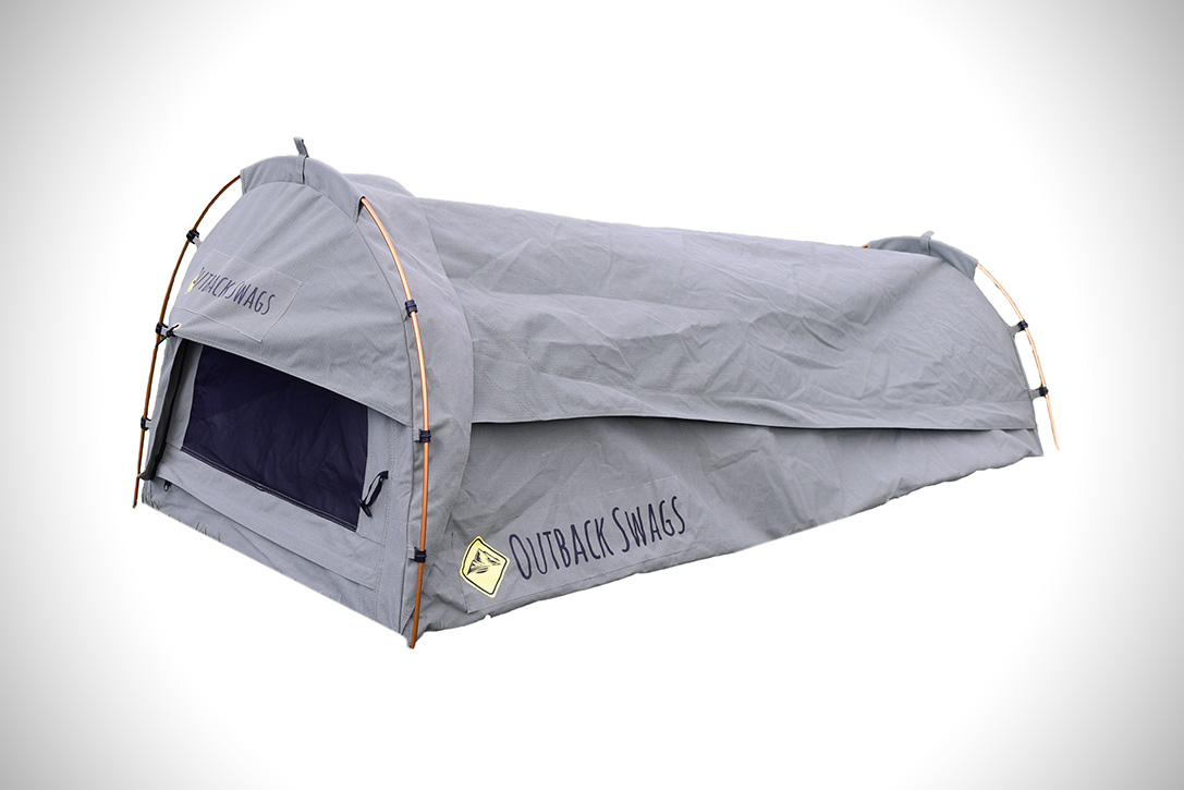 Outback Swag Tent 3