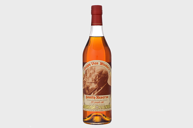 Pappy Van Winkle Family Reserve Bourbon 20 Year