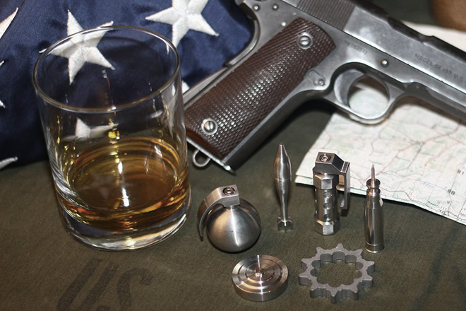 Battle Rattle Whiskey Chillers 1