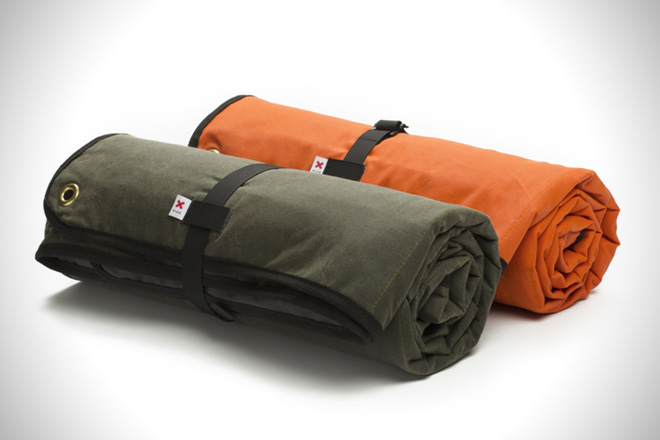 Best Made Waxed Canvas Blanket