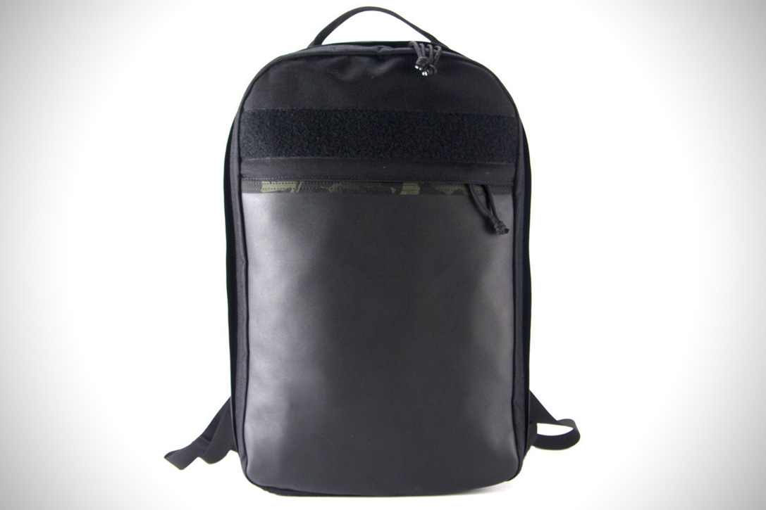 EDC Chief Backpack By Recycled FireFighter 02