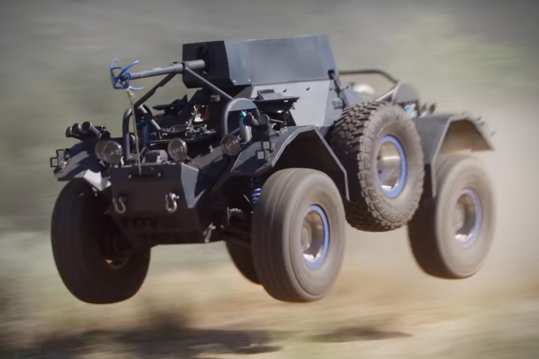 Ferret 4X4 By Toyo Tires and A.V.E.