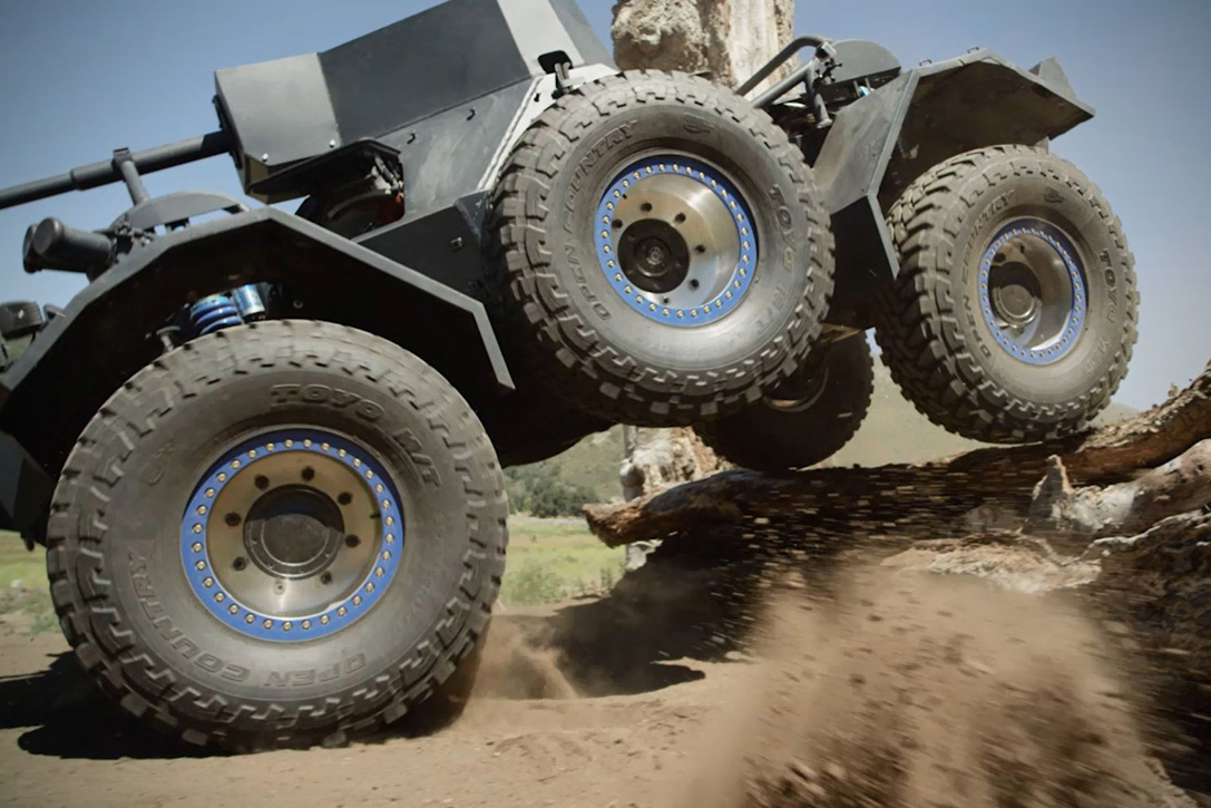 Ferret 4X4 By Toyo Tires and A.V.E. 4