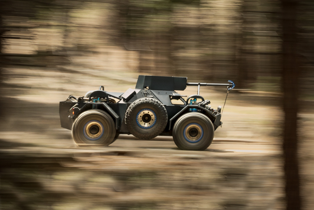 Ferret 4X4 By Toyo Tires and A.V.E. 6