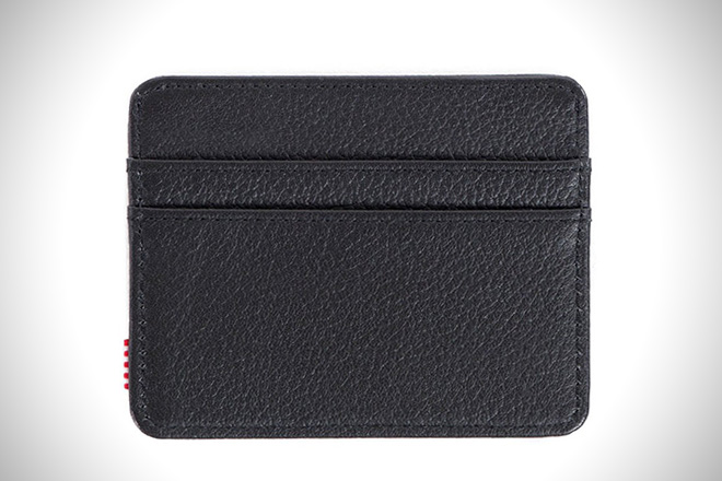 Hershel Supply Co. Charlie Leather Wallet