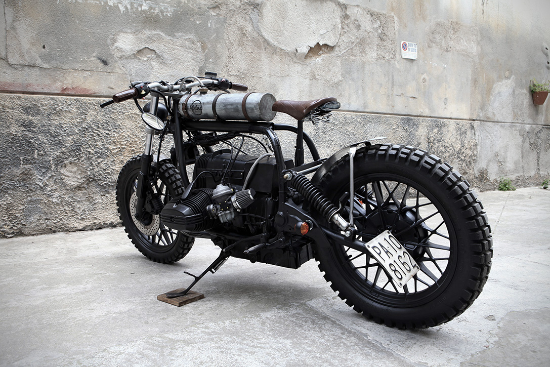 Mad Max BMW R65 by Delux Motorcycles 1