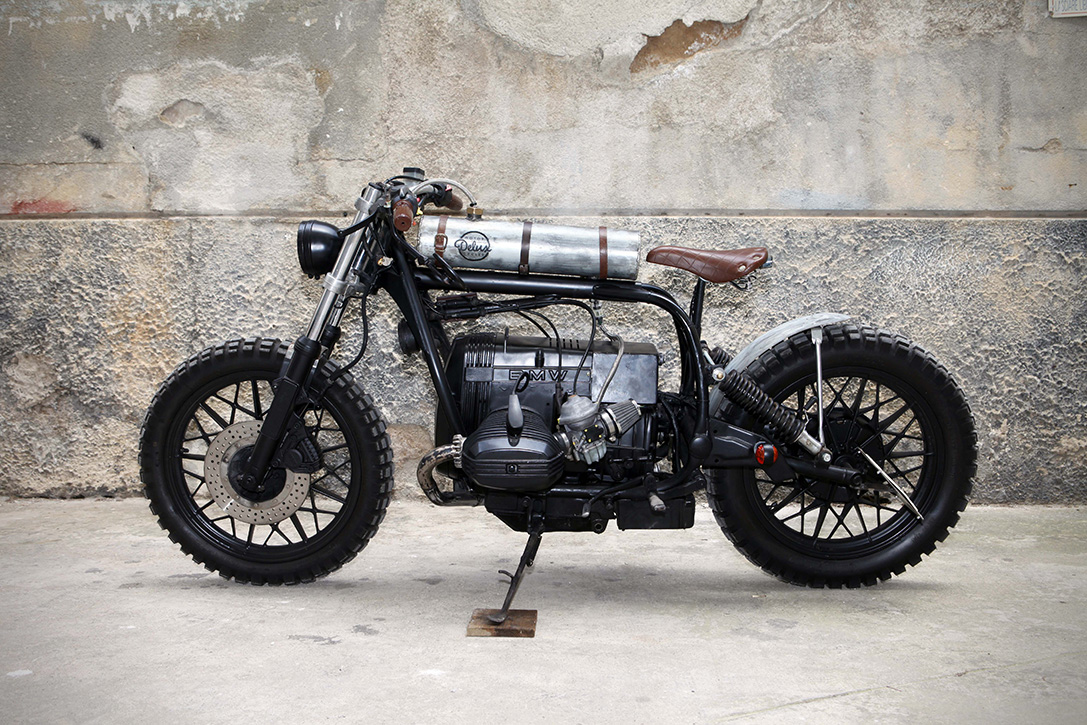 Mad Max BMW R65 by Delux Motorcycles 4
