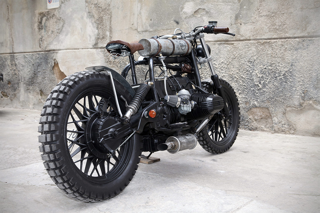 Mad Max BMW R65 by Delux Motorcycles 6