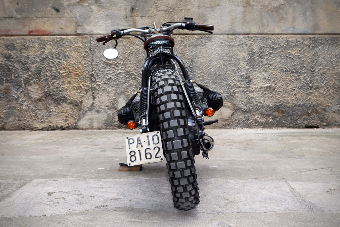 Mad Max BMW R65 by Delux Motorcycles 7