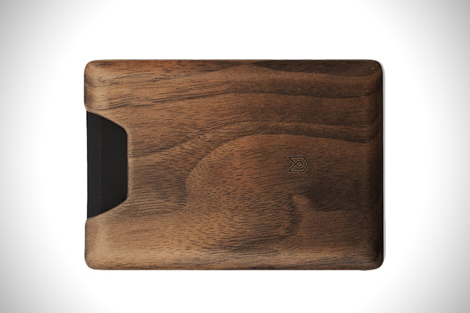 Madera Union Wallet in Walnut