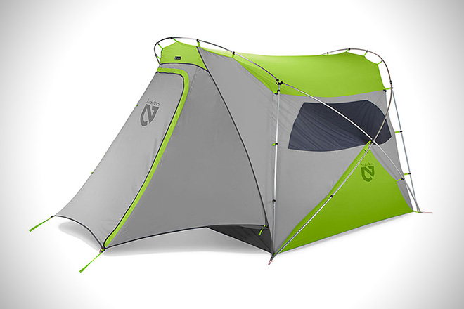Nemo WagonTop Four Person Camping Tent 1