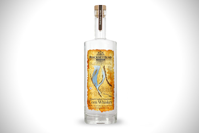 Pinckney Blend Un-Aged Corn Whiskey
