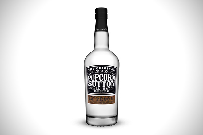 Popcorn Sutton Whiskey