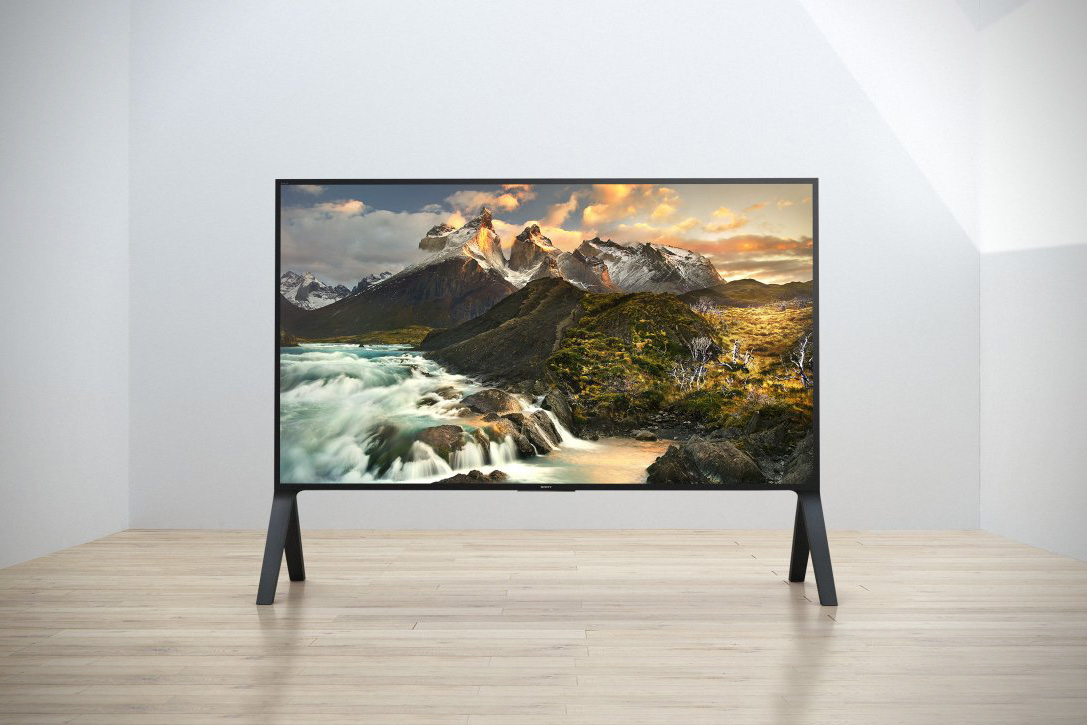 Sony 100%22 XBR Z9D Series Television 1
