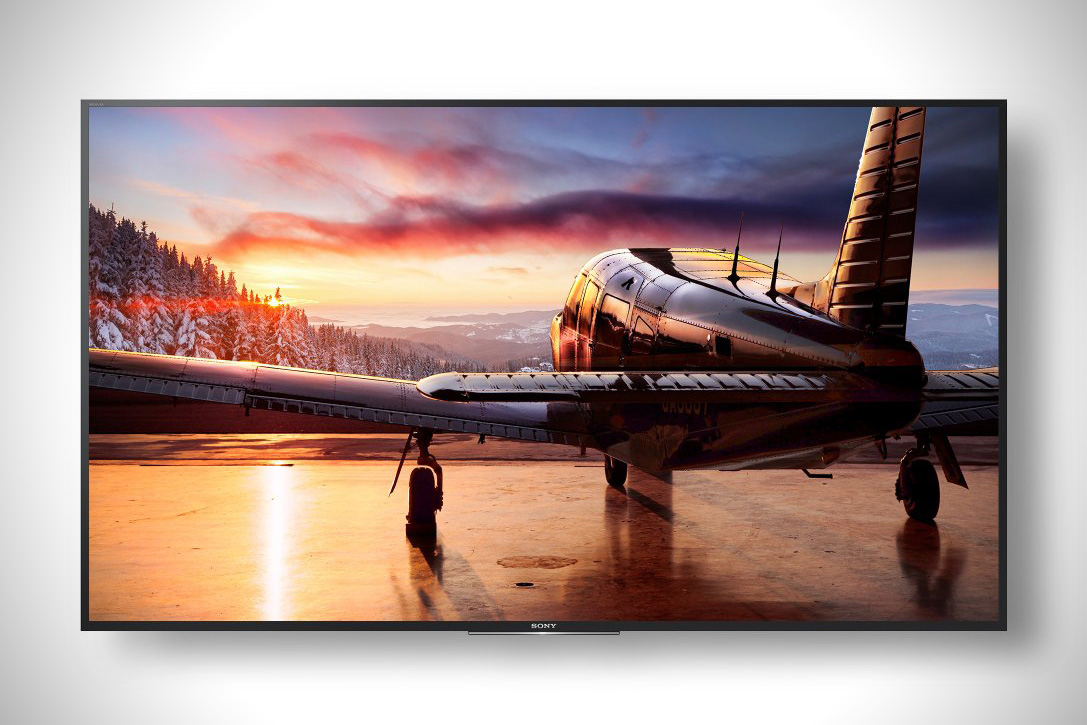 Sony 100%22 XBR Z9D Series Television 3