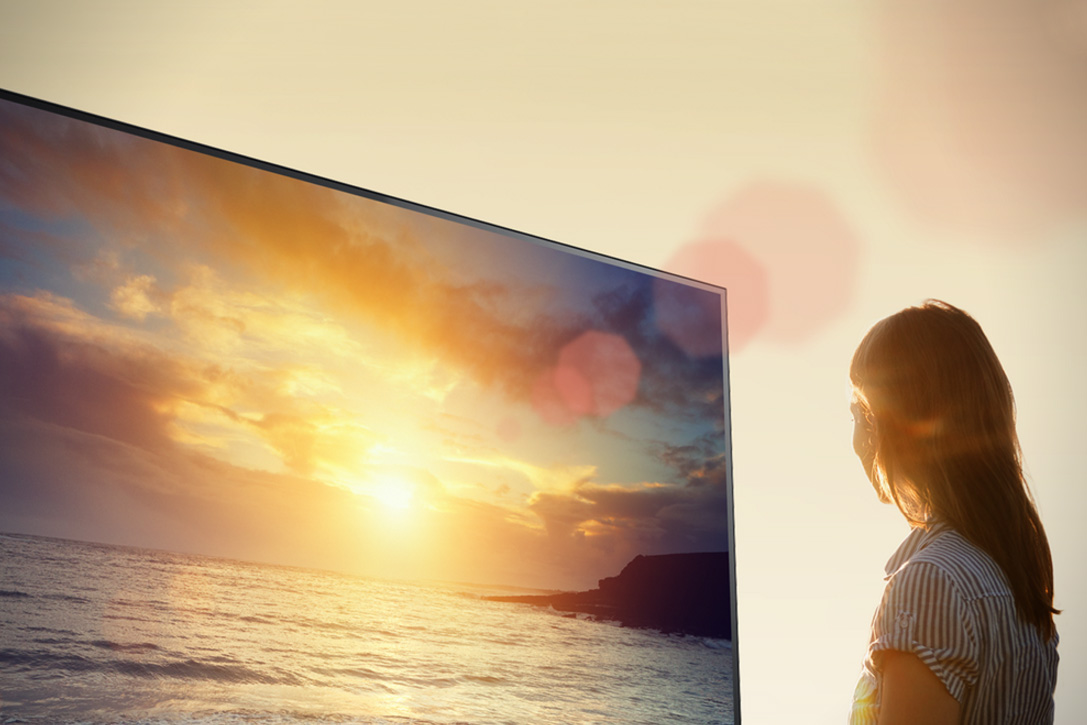 Sony 100%22 XBR Z9D Series Television 4