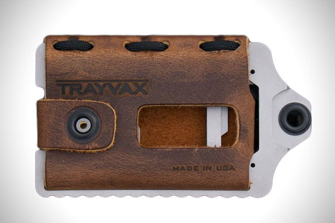 Trayvax Element Tobacco Brown