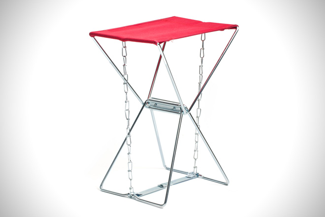 The Canvas Camp Stool