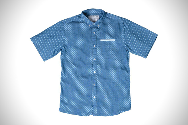 United by Blue Wenlock Chambray