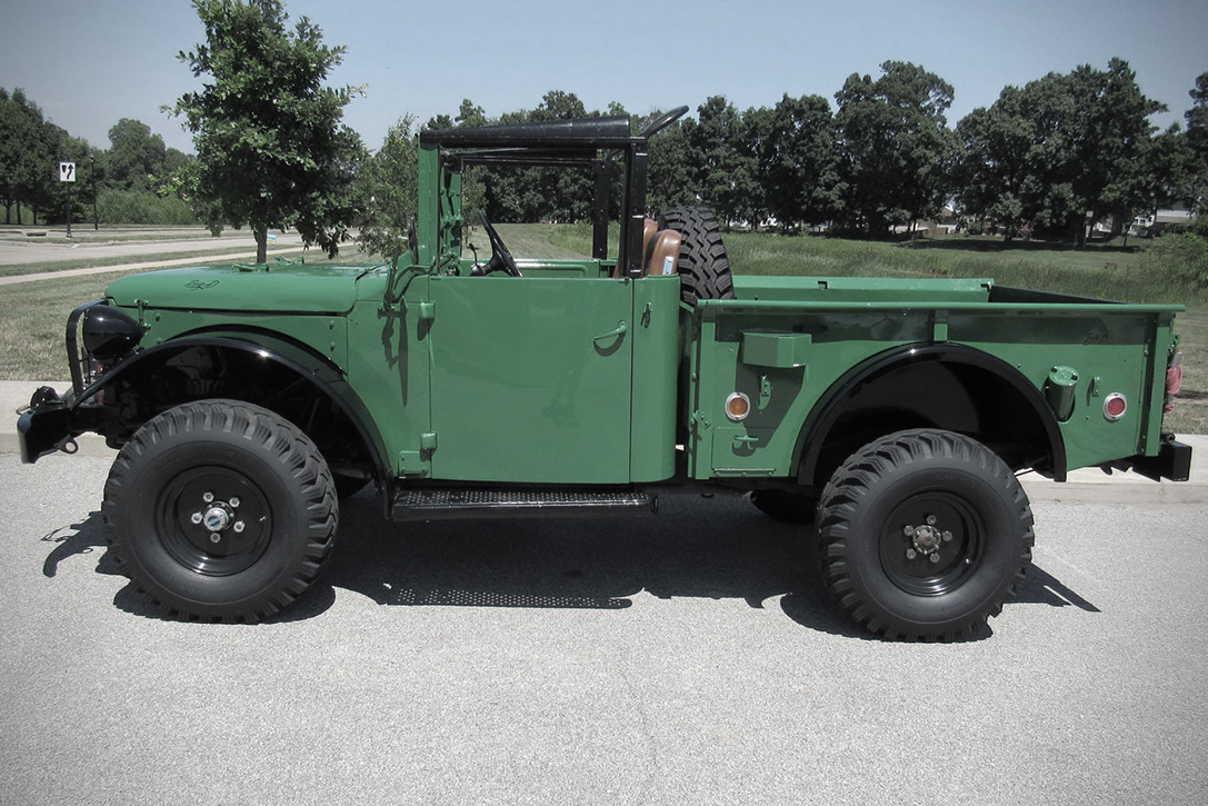1962 Dodge Power Wagon Hiconsumption