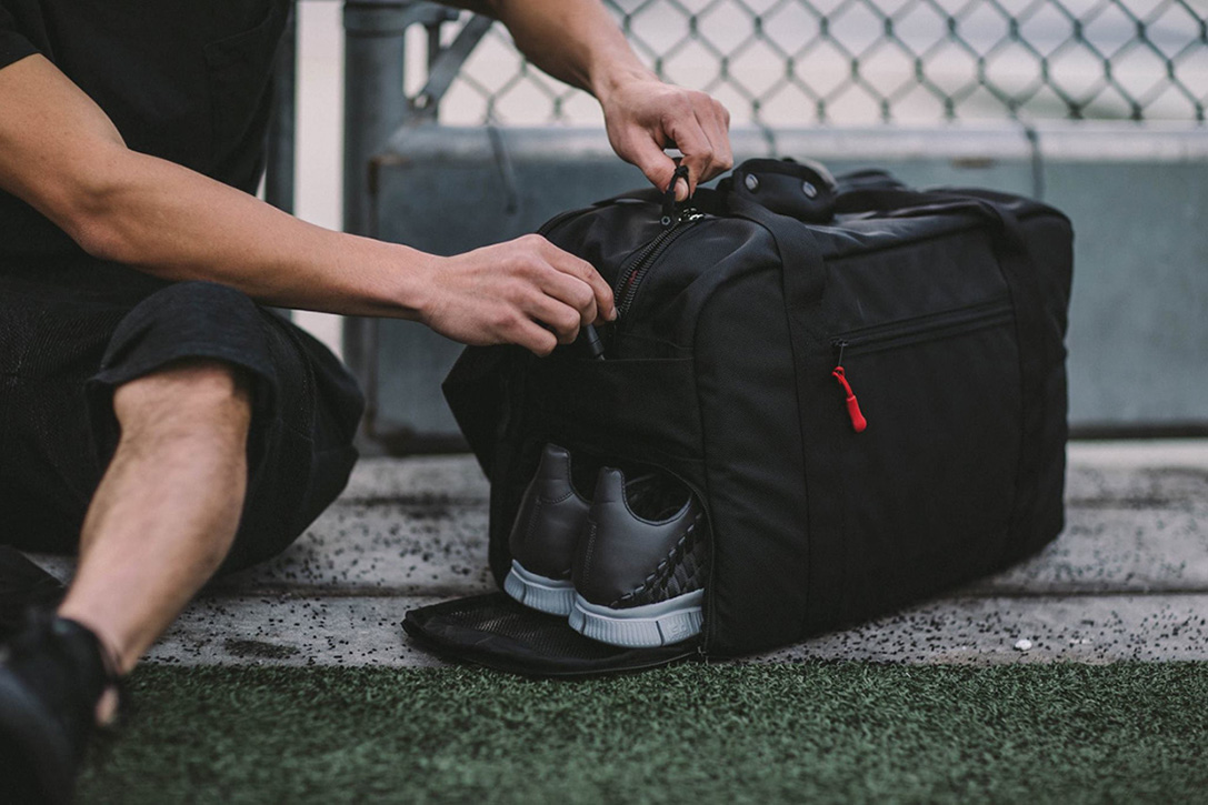 Gym Rat: 25 Best Gym Bags For Men