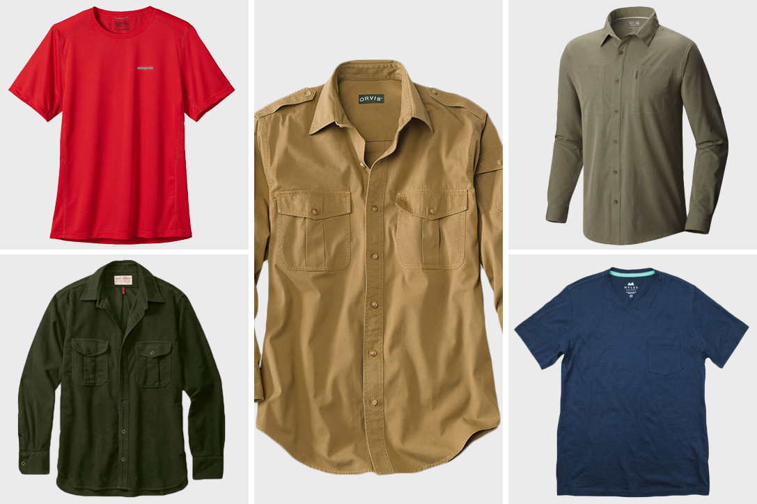 Out In Style 10 Best Hiking Shirts For Men Hiconsumption