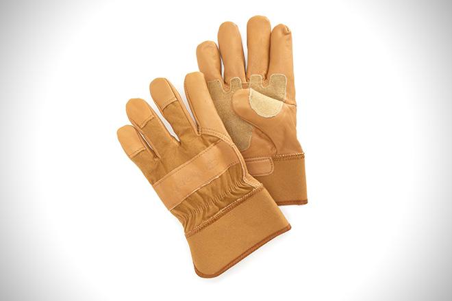 Carhartt Leather Work Gloves