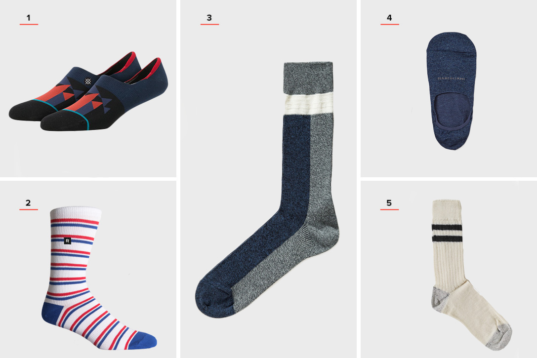 Best Men's Casual Socks