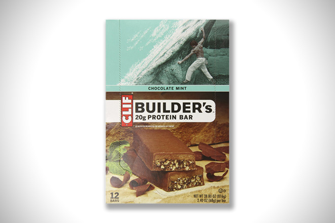 Cliff Builder Bars